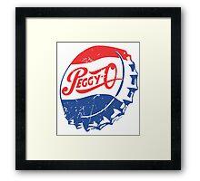 Grateful Dead Peggy-O  Framed Print