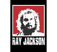RAY JACKSON - BLOODSPORT MOVIE Photographic Print