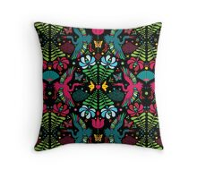 As The Crane Flies Throw Pillow