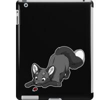 Little Silver Fox iPad Case/Skin
