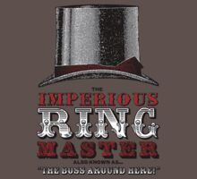 Imperious Ring Master Baby Tee