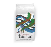 Wee Clan Tennant Duvet Cover