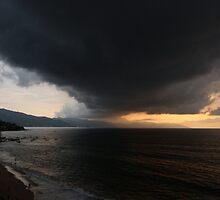 stormy wheater - tiempo tomentoso by Bernhard Matejka