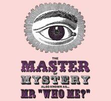 Master of Mystery Kids Tee