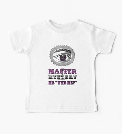 Master of Mystery Baby Tee