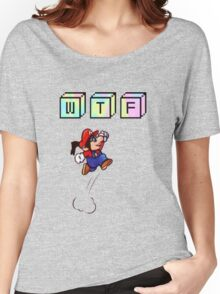 Wtf Mario Women's Relaxed Fit T-Shirt
