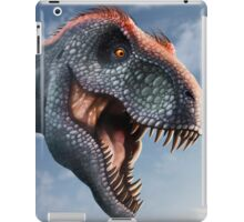 Tyrannosaurus Head Study Version I iPad Case/Skin