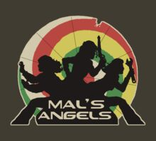 Mal's Angels by MightyRain