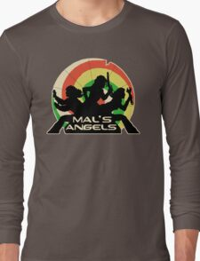 Mal's Angels Long Sleeve T-Shirt