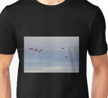 Out of the Blue they came............Dorset UK Unisex T-Shirt