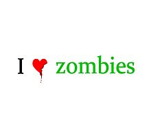 I heart Zombies by ZombieFiend