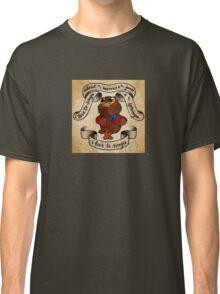 I Love to Singa! Classic T-Shirt