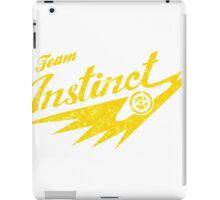 Instinct Team iPad Case/Skin