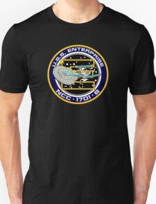 STAR TREK - U.S.S. ENTERPRISE Unisex T-Shirt