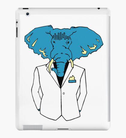 Classy Elephant  iPad Case/Skin