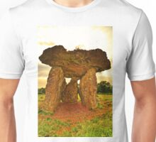 Ancient Burial Chamber in Wales (UK) Unisex T-Shirt