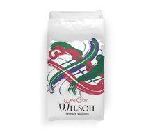 Wee Clan Wilson Duvet Cover