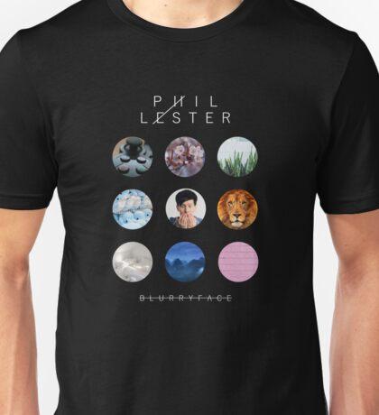 Phil album cover Unisex T-Shirt
