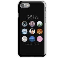 Phil album cover iPhone Case/Skin
