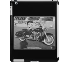 """Cops Love Me..."" iPad Case/Skin"
