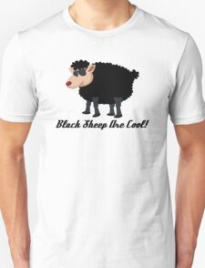 Chinese New Year Black Sheep Are Cool T-Shirt
