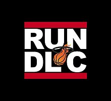 RUN DLC. Dwyane, Luol, Chris. by Nick Tabri