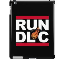RUN DLC. Dwyane, L̶e̶B̶r̶o̶n̶ Luol, Chris. iPad Case/Skin