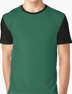 Teal The World (Green) Graphic T-Shirt