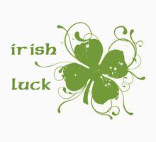 irish luck Kids Tee