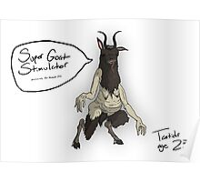 How To Draw Really Good Goat Simulator Poster