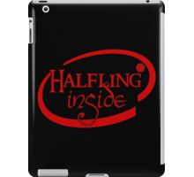 Halfling Inside iPad Case/Skin