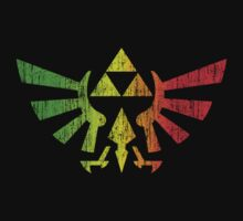 Rasta Triforce by ExplodingZombie