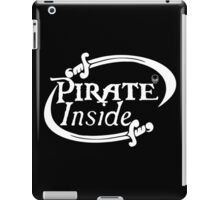 Pirate Inside iPad Case/Skin