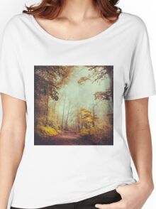 silent forest Women's Relaxed Fit T-Shirt