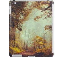 silent forest iPad Case/Skin