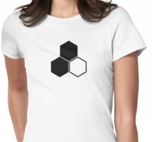 Future Foundation - Invisible Womens Fitted T-Shirt