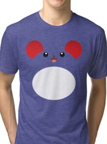 Pokemon - Marill / Maril Tri-blend T-Shirt