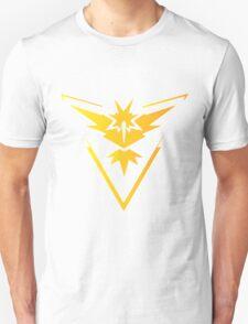 Team Instinct Yellow Gradient Unisex T-Shirt
