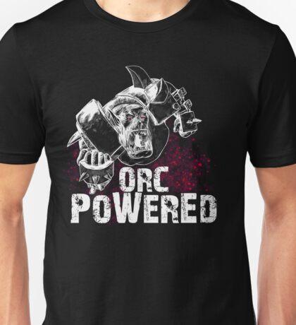 Orc Powered! Unisex T-Shirt
