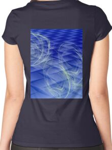 Bayblue Women's Fitted Scoop T-Shirt