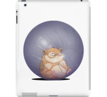 YOU roll with it iPad Case/Skin