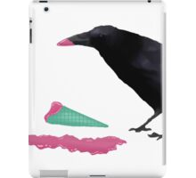 Put that ice cream on my bill. iPad Case/Skin