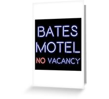 No Vacancy in This Motel Greeting Card