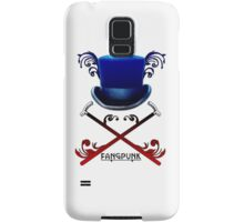 Top Hat and Canes Samsung Galaxy Case/Skin