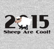 Chinese New Year of The Sheep Goat Ram One Piece - Long Sleeve