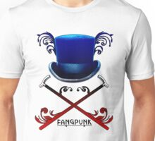 Top Hat and Canes Unisex T-Shirt
