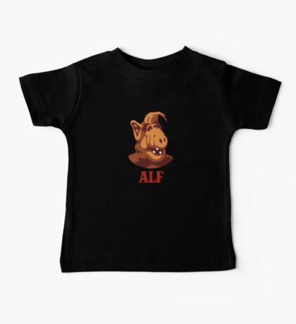 ALF ALIEN LIFE FORM FROM MELMAC Baby Tee