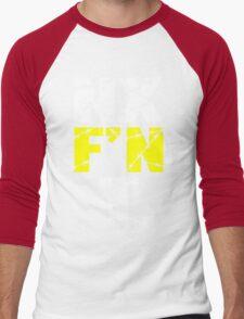 N X F'N T Men's Baseball ¾ T-Shirt