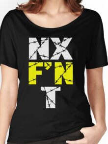 N X F'N T Women's Relaxed Fit T-Shirt