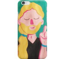 Cute Rocker iPhone Case/Skin